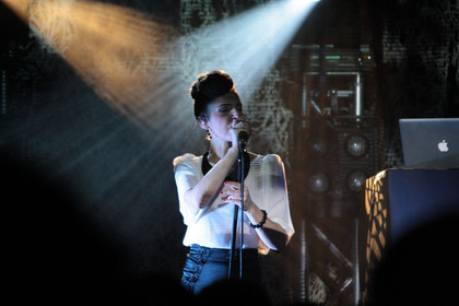 swingin' all night long - Bericht: Parov Stelar & Band in der Alten Feuerwache in Mannheim
